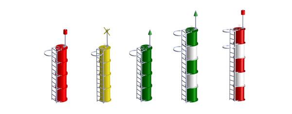 Polyethylene-Fixed-Markers-TM-FF-series