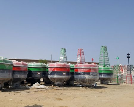 Steel Buoys TM Series
