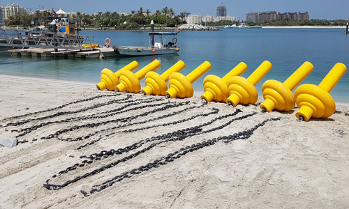 mooring-equipment-chain-shackles-and-swivel