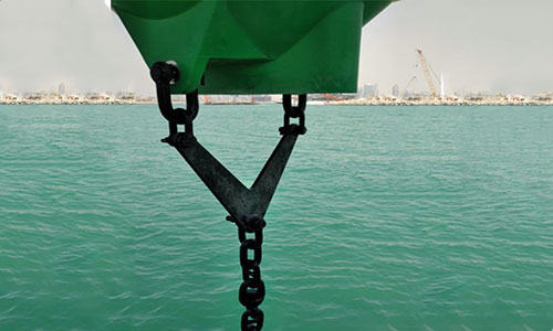 mooring-equipment-chains-shackles-and-swivel-dubai