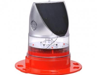 Barricade Fixtures Solar Obstruction Light AV-OL-70