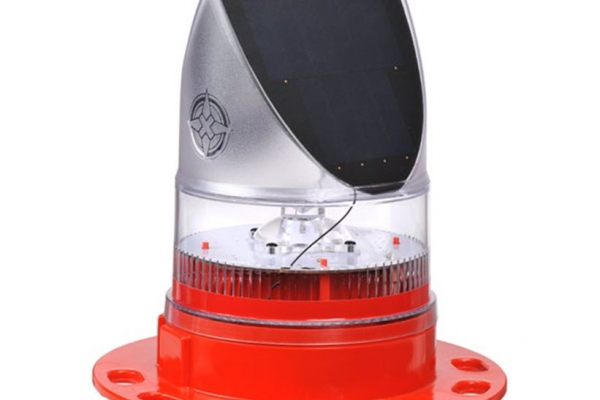 Barricade Fixtures Solar Obstruction Light AV-OL-70