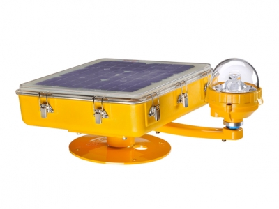 Barricade Fixtures - Solar TLOF & FATO Perimeter Lighting