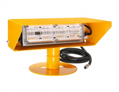 DC Or Solar Helipad Flood Light AV-FL