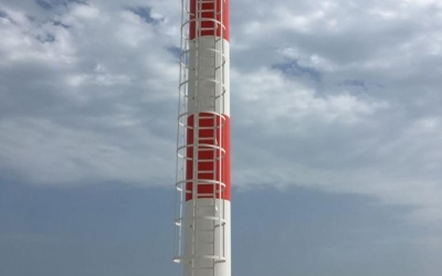 Design, fabrication and supply of navigation towers