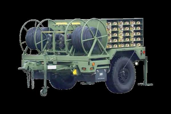 High Mobility Airfield Lighting System AV-HMALS