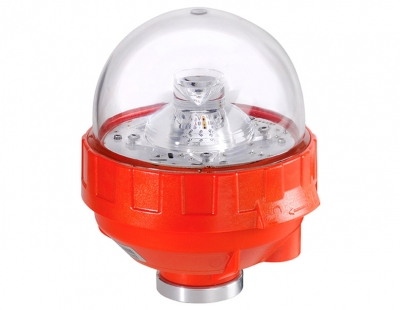 ICAO Low Intensity Type A & B Single Fixture Obstruction Light