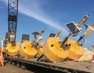 Meteorological Monitoring Buoys Triton