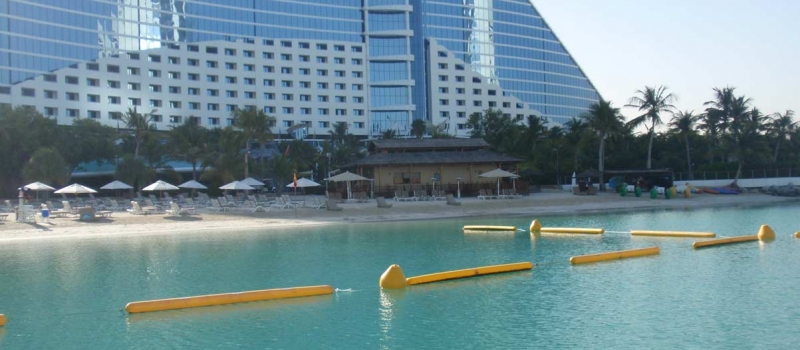 North West Marine has accomplished the refurbishment of ATON's at three Dubai Fishing Harbors, predominantly