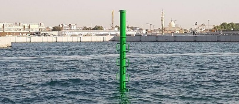 Fabricated Navigation Markers