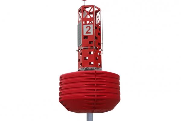 Ocean Buoy Trident 3000 Polyethylene tower