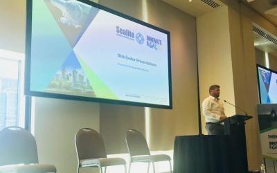 Sealite Conference in Melbourne , Australia.