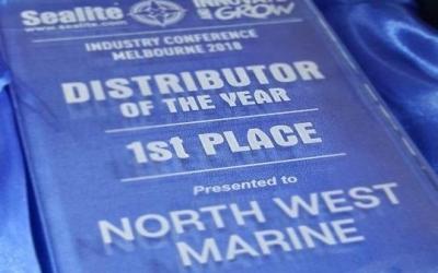 Sealite Global Distributor of The Year 2018