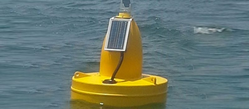 Sealite SLB1250 Customized to fit Meteorological equipment