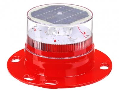 Solar Obstruction Barricade Light AV-OL-60