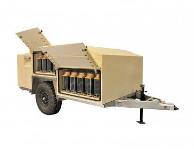Solar Portable Airfield Lighting System