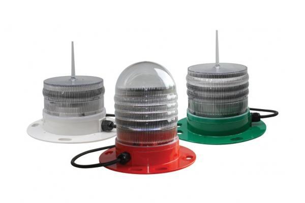 Stand Alone Marine Lanterns SL125-SERIES 5-9NM+