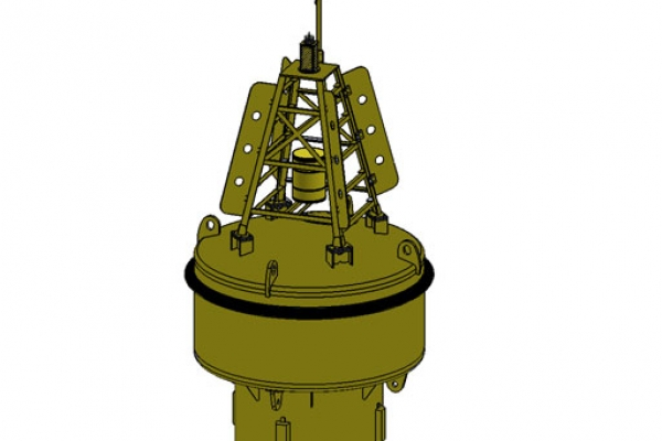 Steel Navigation Buoys TM Series DUBAI-UAE