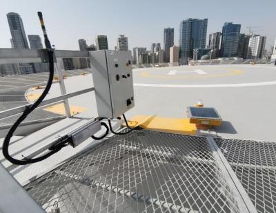 Helipad Port Lighting Solution