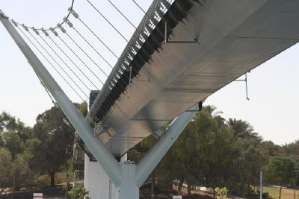 Supply of Navigation Lights for Dubai Canal