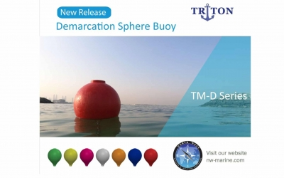 demarcation sphere buoys dubai uae