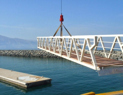 Gangway Supply and Installation