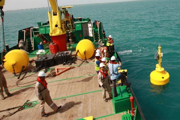 Supply and Installation of Monitoring Navigational Buoys