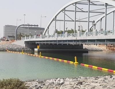 Installation of deterrent Barrier System In UAE