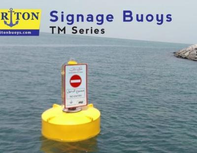 Signage Buoys TM Series